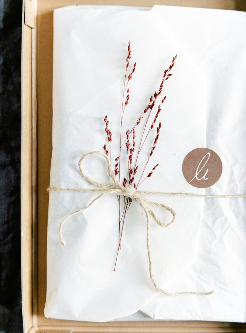 Melanie Nedelko - wedding season 2015 - client fine art packaging