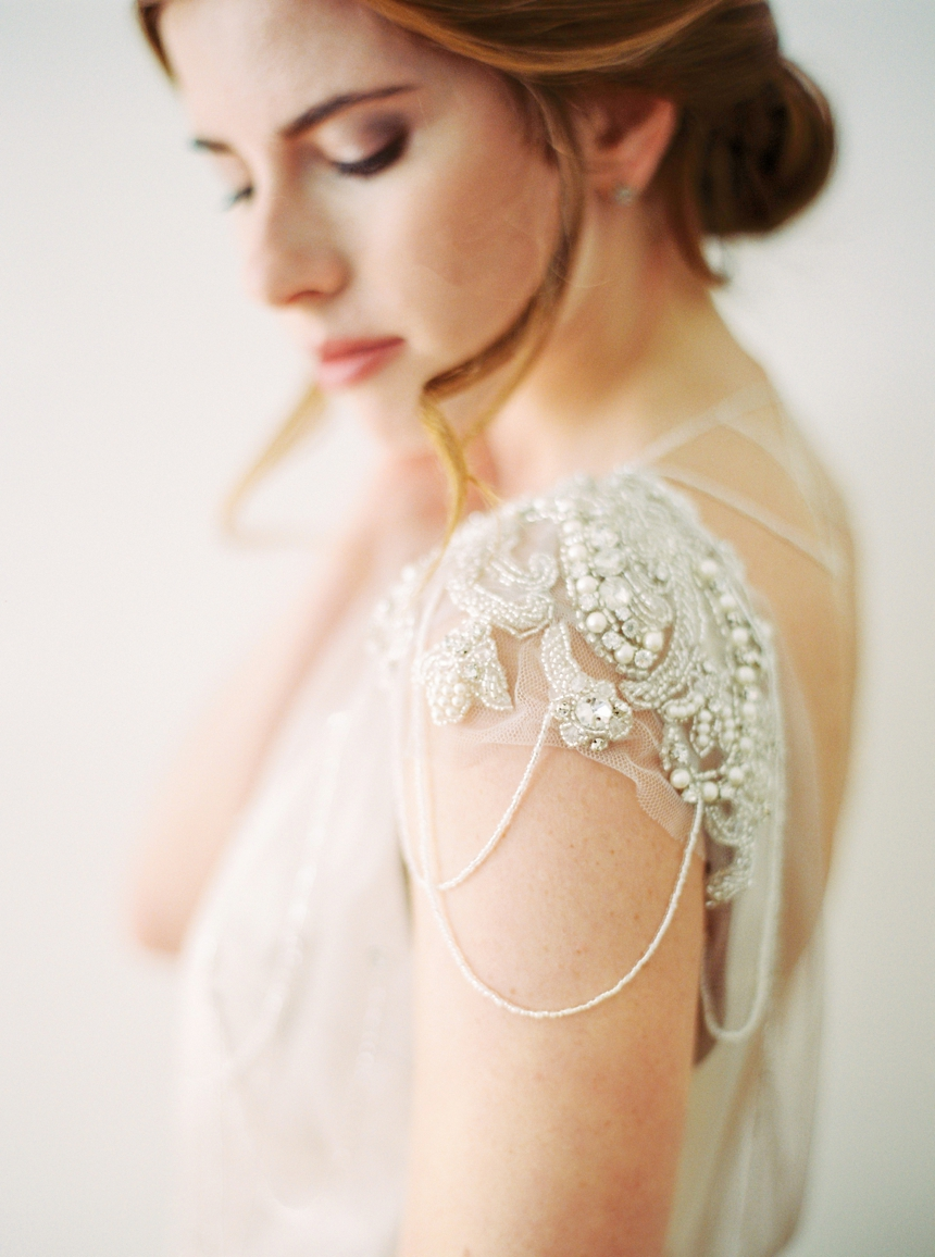 Rara Avis wedding gown , photographed by Melanie Nedelko fine art wedding photographer
