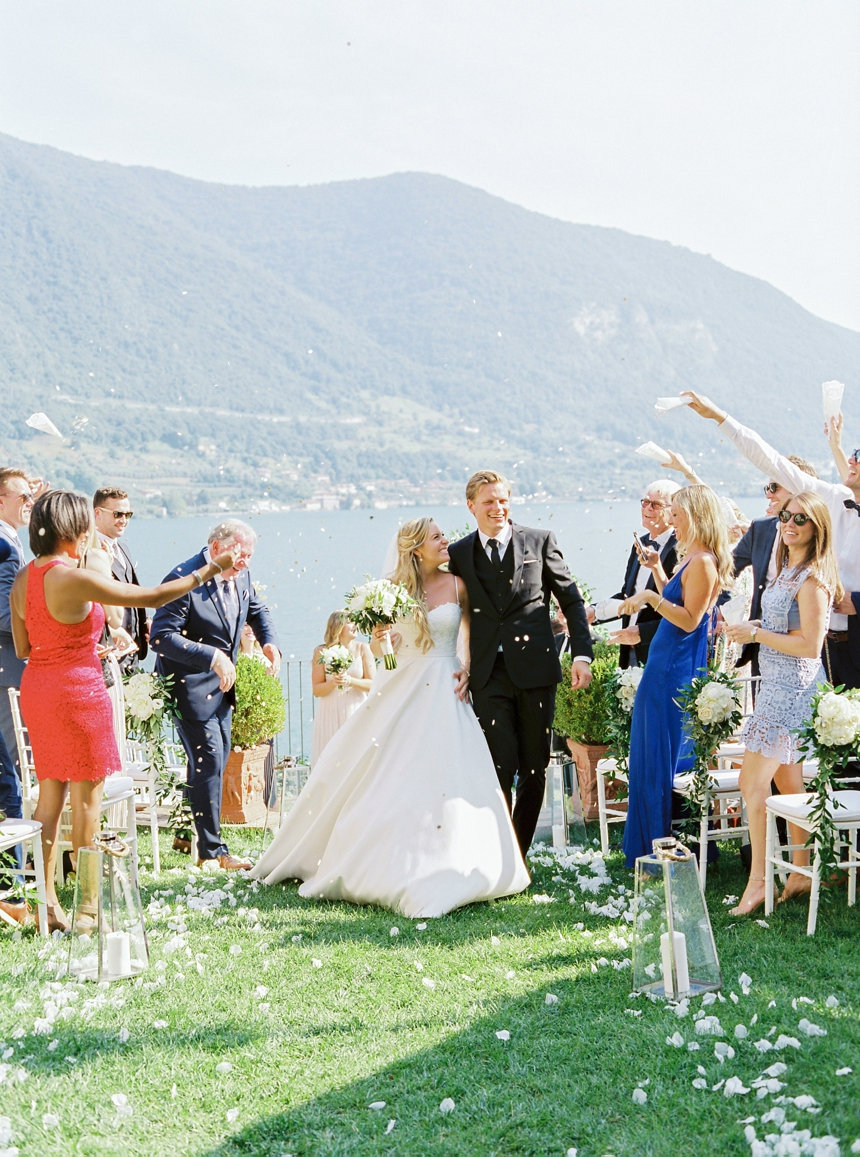 destination wedding at Lake Iseo , Lombardy , Italy by destination wedding photographer Melanie Nedelko