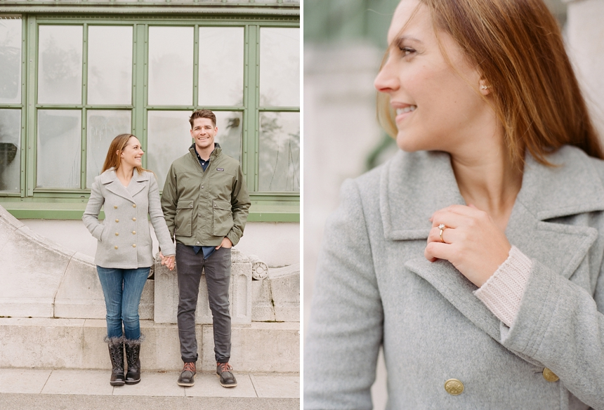 surprise marriage proposal in Vienna by Melanie Nedelko fine art wedding photographer