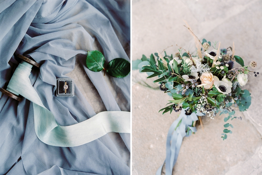 timeless & elegant winter wedding inspiration